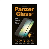 PanzerGlass Case Friendly til Apple iPhone XR - Black